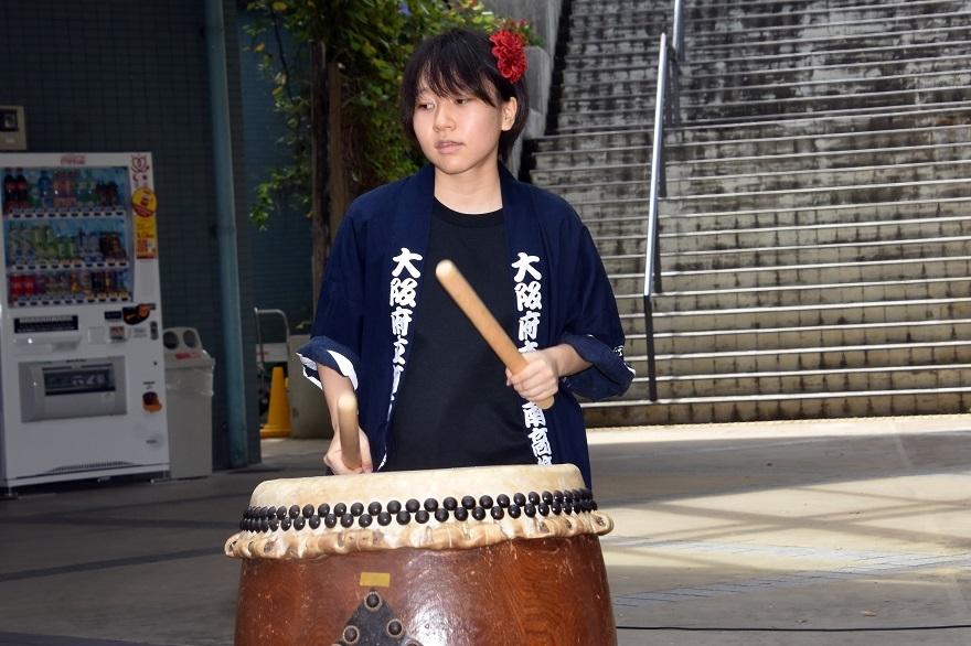 花の文化園、秋のコンサート・太鼓#2 (25)