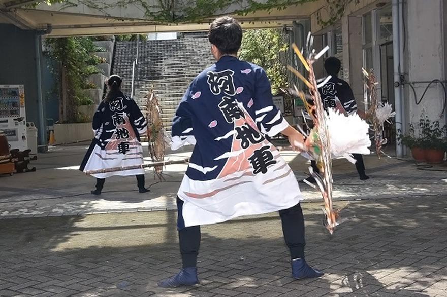 花の文化園、秋のコンサート・太鼓#2 (09)