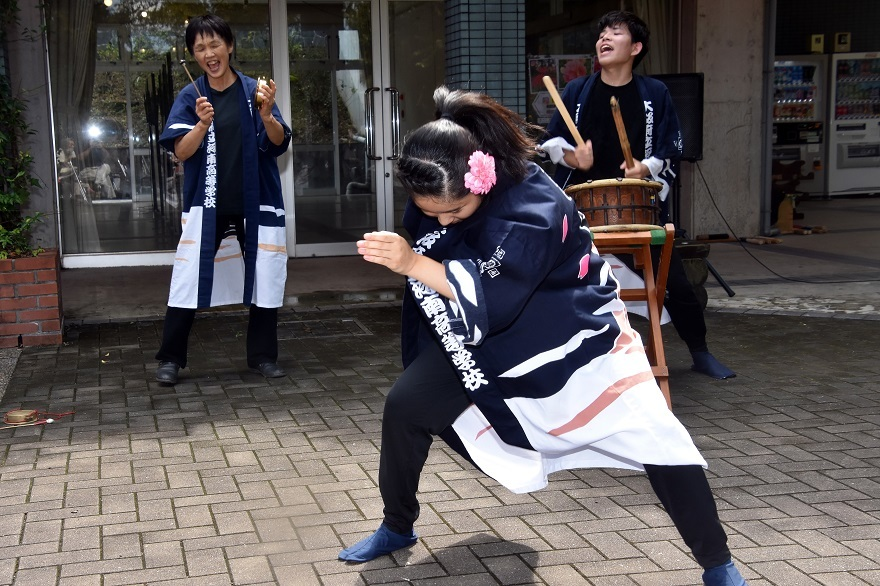 花の文化園、秋のコンサート・太鼓#2 (27)