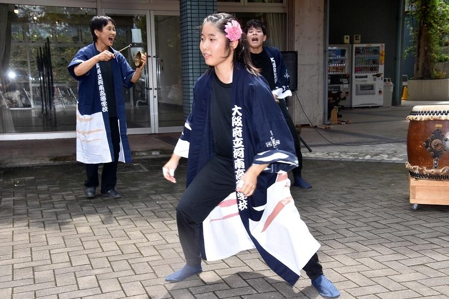 花の文化園、秋のコンサート・太鼓#2 (28)