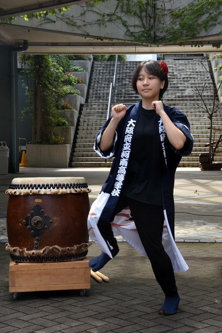 花の文化園、秋のコンサート・太鼓#2 (29)