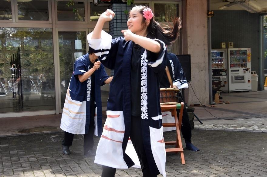 花の文化園、秋のコンサート・太鼓#2 (30)