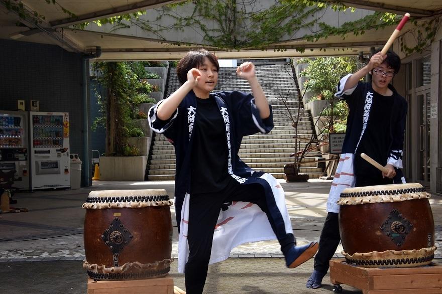 花の文化園、秋のコンサート・太鼓#2 (31)