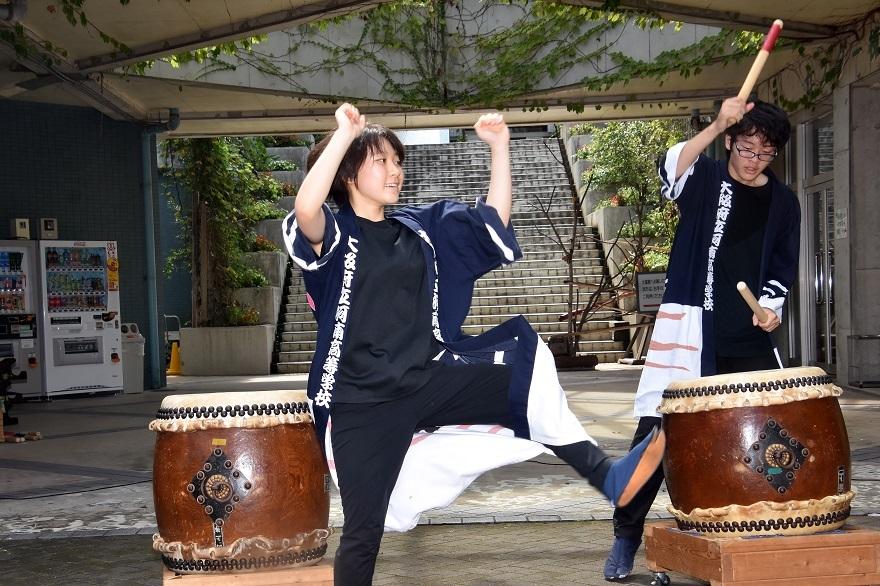 花の文化園、秋のコンサート・太鼓#2 (32)