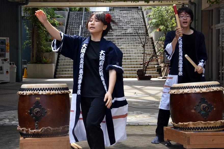 花の文化園、秋のコンサート・太鼓#2 (33)