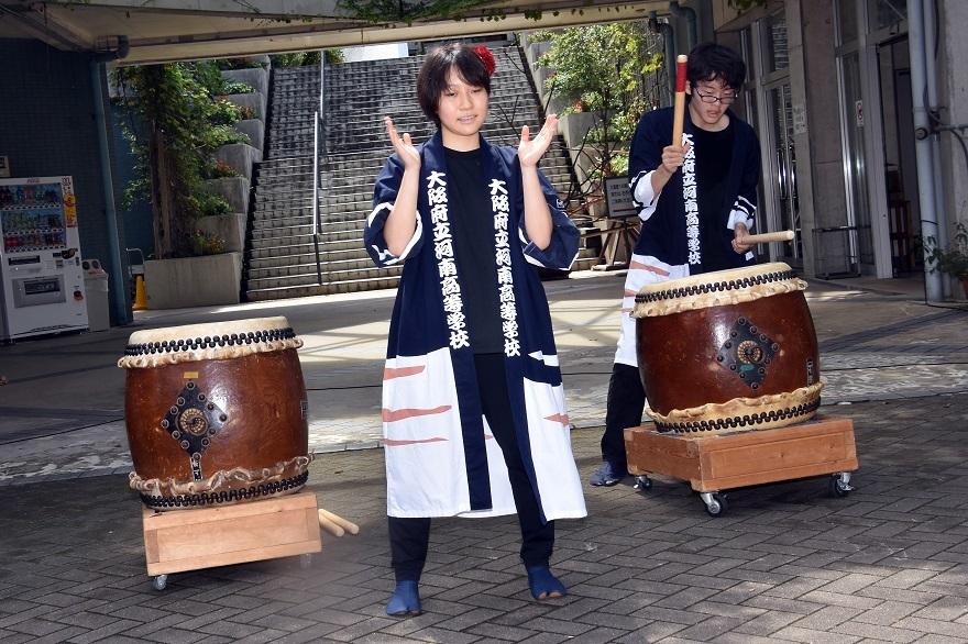 花の文化園、秋のコンサート・太鼓#2 (34)