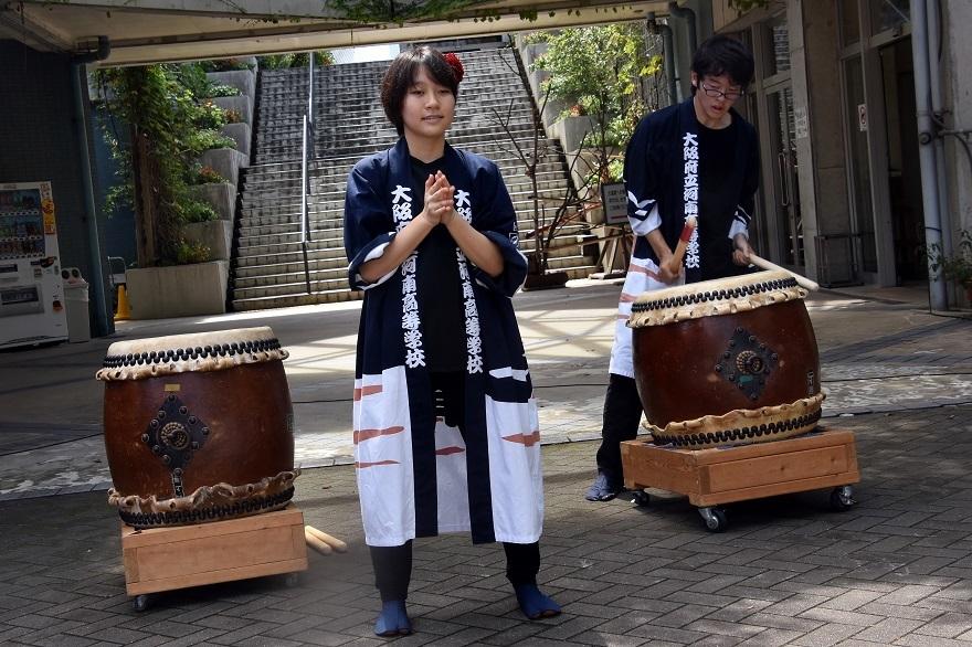 花の文化園、秋のコンサート・太鼓#2 (35)