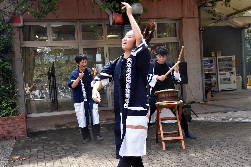 花の文化園、秋のコンサート・太鼓#2 (37)