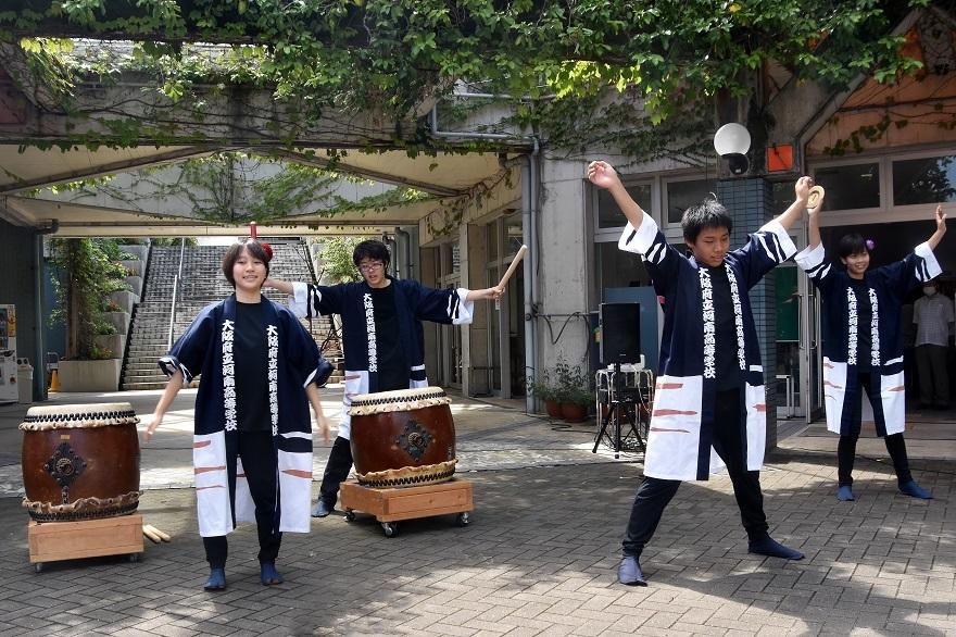 花の文化園、秋のコンサート・太鼓#2 (40)