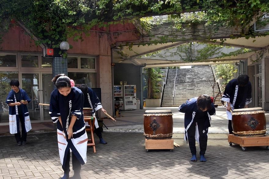 花の文化園、秋のコンサート・太鼓#2 (41)