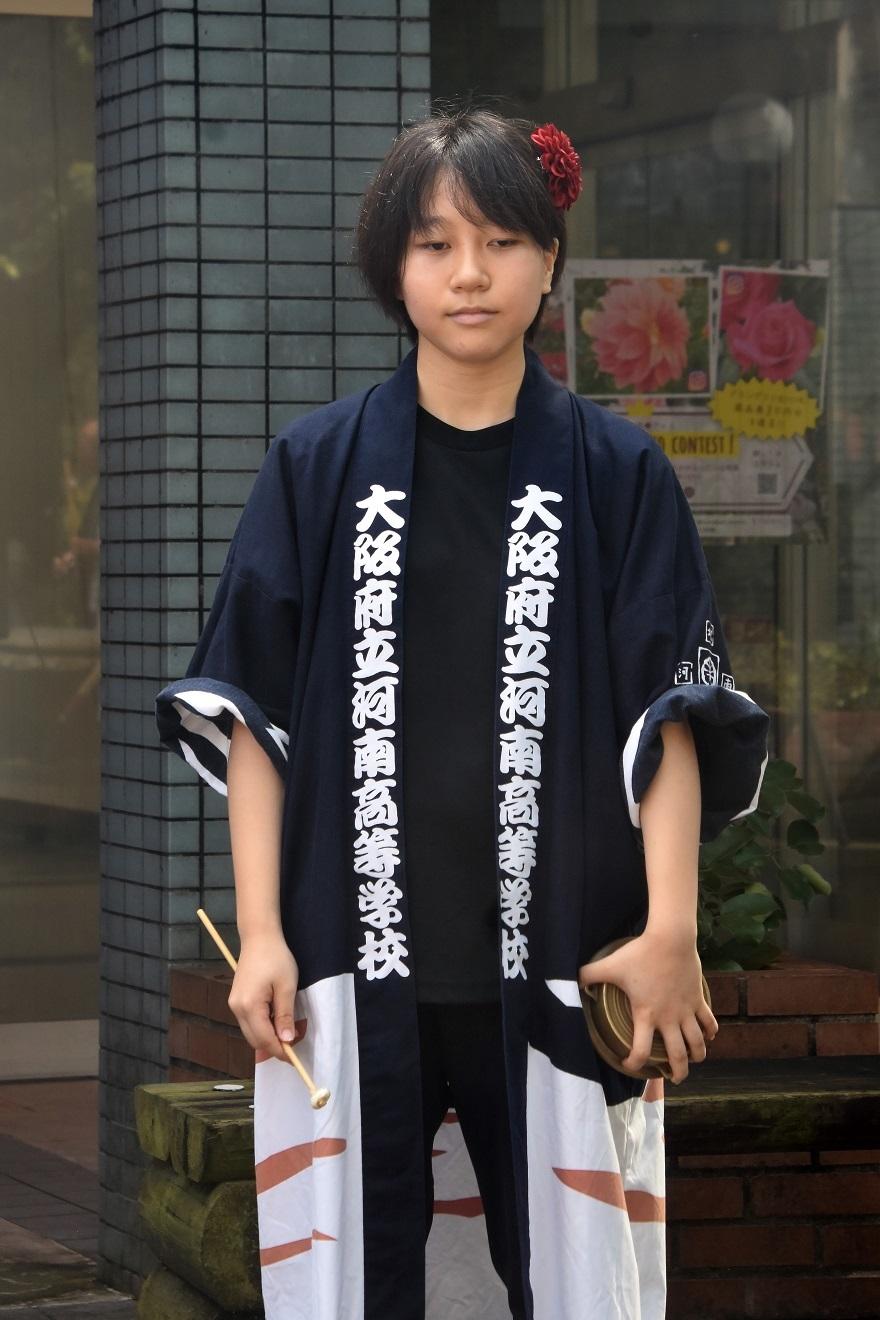 花の文化園、秋のコンサート・太鼓#3 (2)