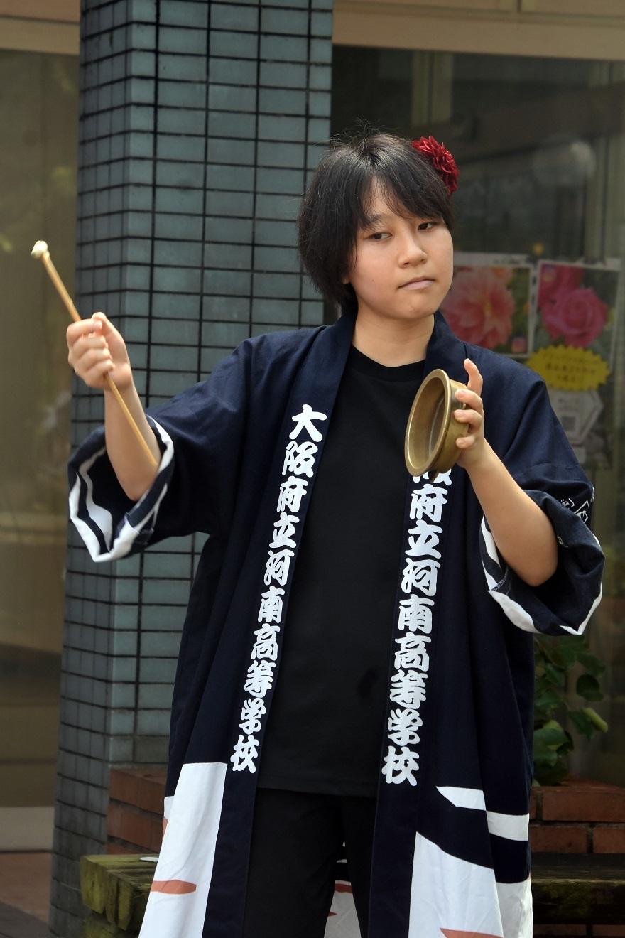 花の文化園、秋のコンサート・太鼓#3 (7)