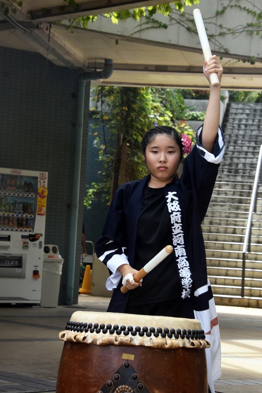 花の文化園、秋のコンサート・太鼓#3 (6)