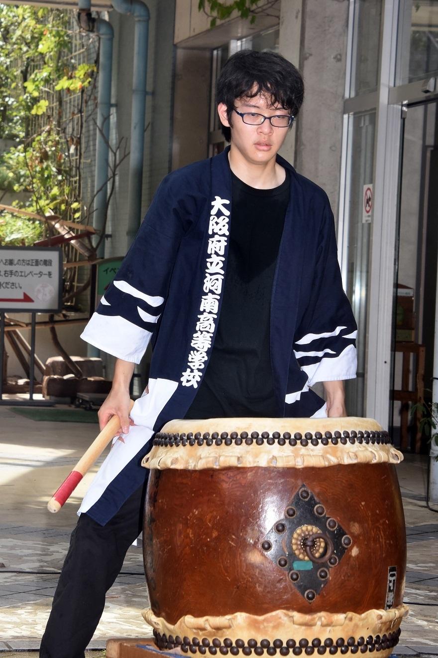 花の文化園、秋のコンサート・太鼓#3 (4)