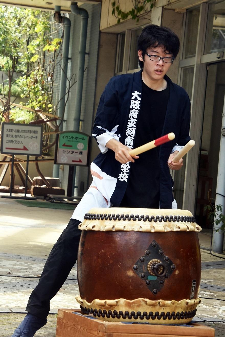 花の文化園、秋のコンサート・太鼓#3 (5)