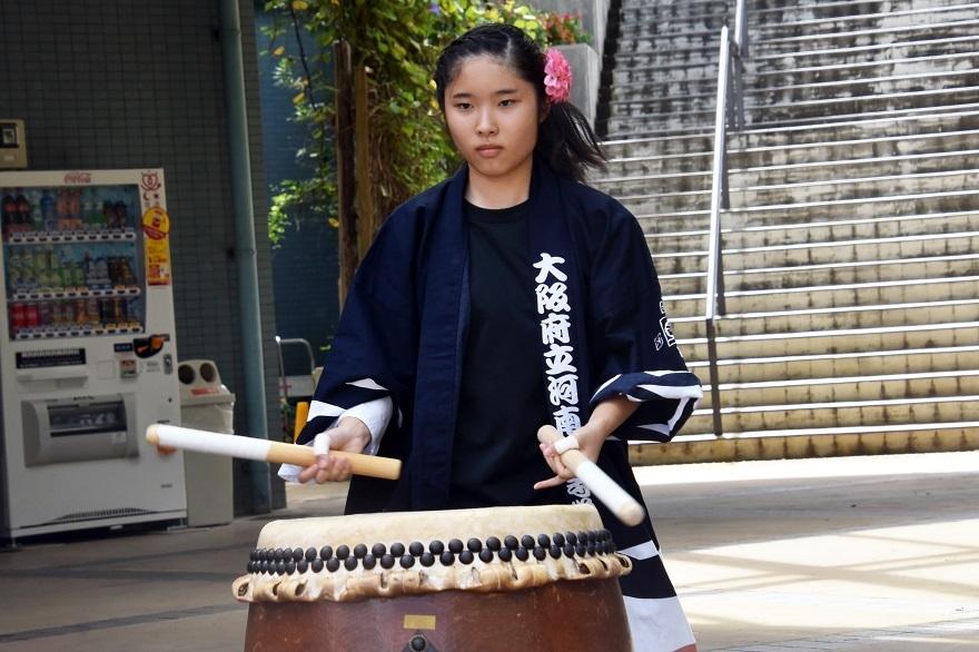 花の文化園、秋のコンサート・太鼓#3 (14)