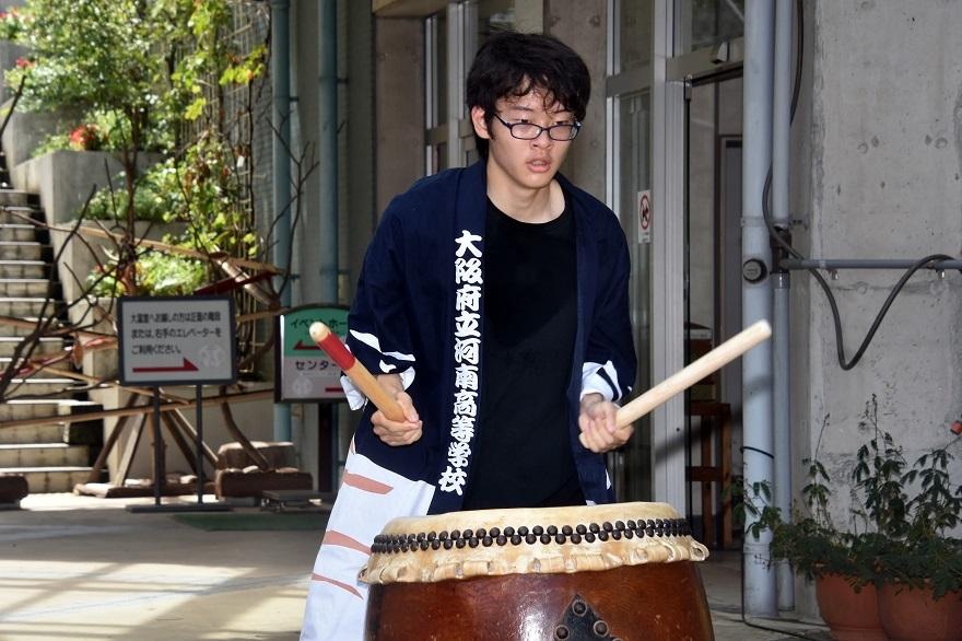 花の文化園、秋のコンサート・太鼓#3 (15)