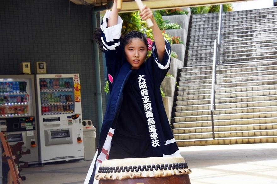花の文化園、秋のコンサート・太鼓#3 (16)