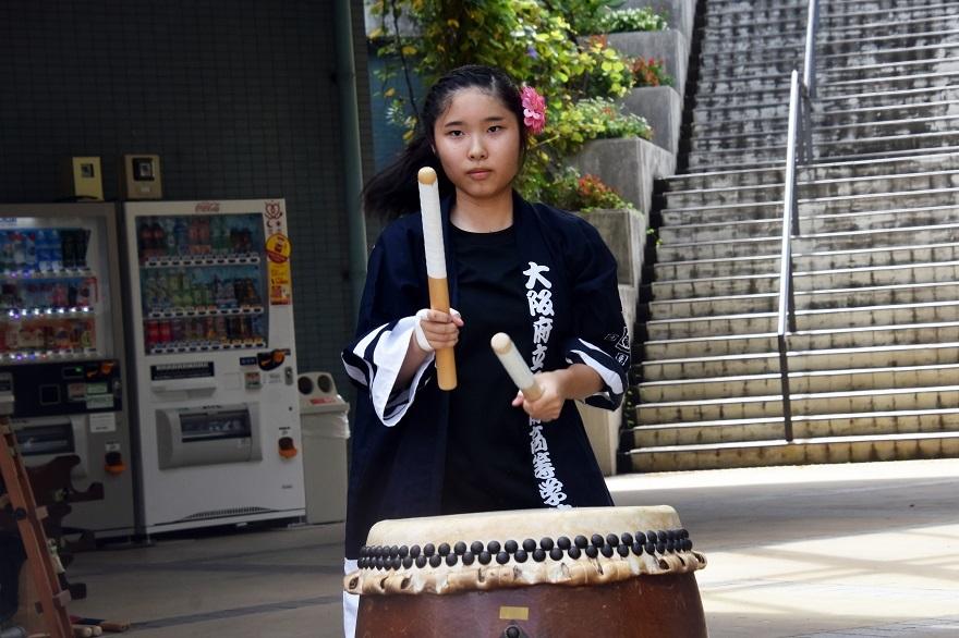 花の文化園、秋のコンサート・太鼓#3 (17)