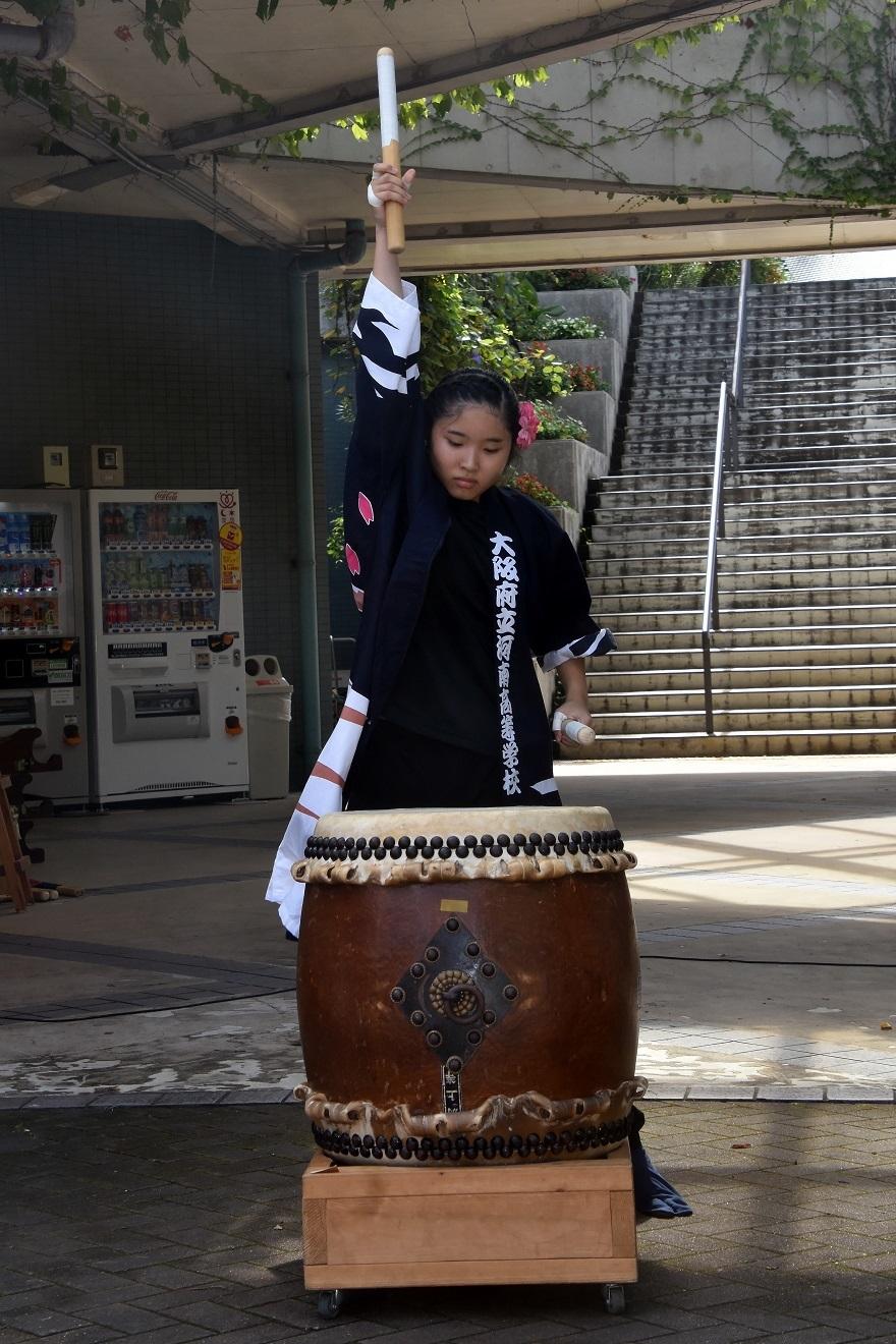 花の文化園、秋のコンサート・太鼓#3 (19)