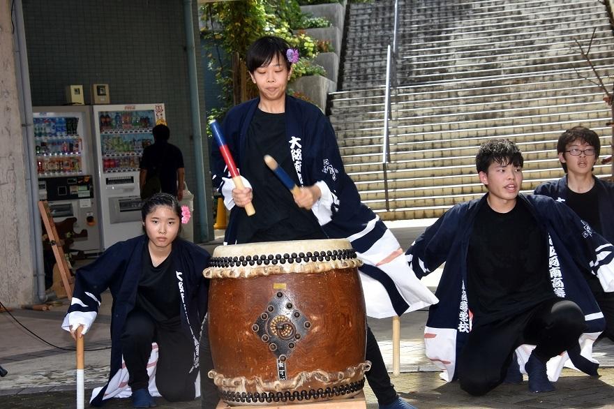 花の文化園、秋のコンサート・太鼓#3 (25)
