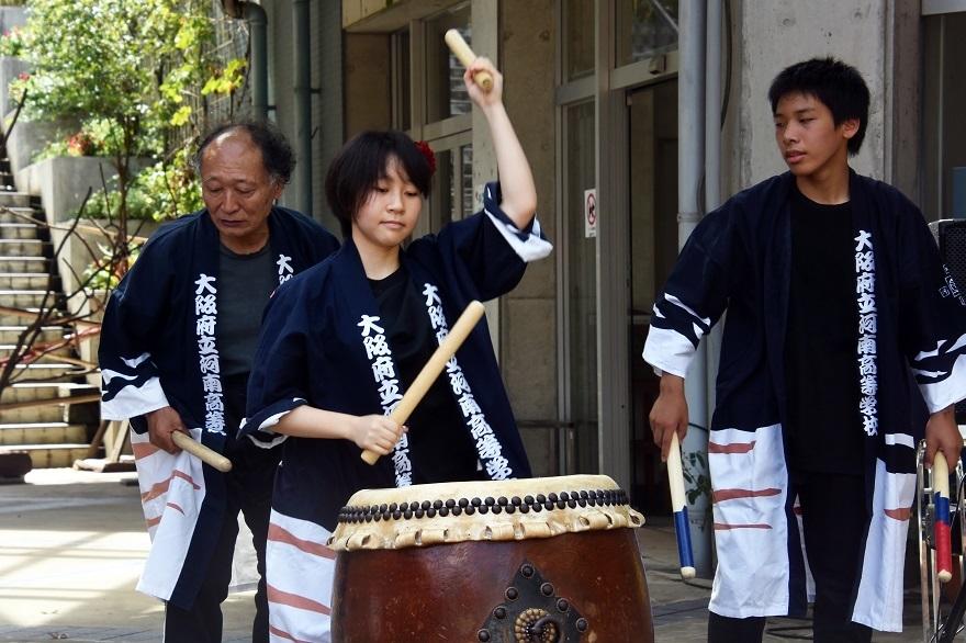 花の文化園、秋のコンサート・太鼓#3 (22)