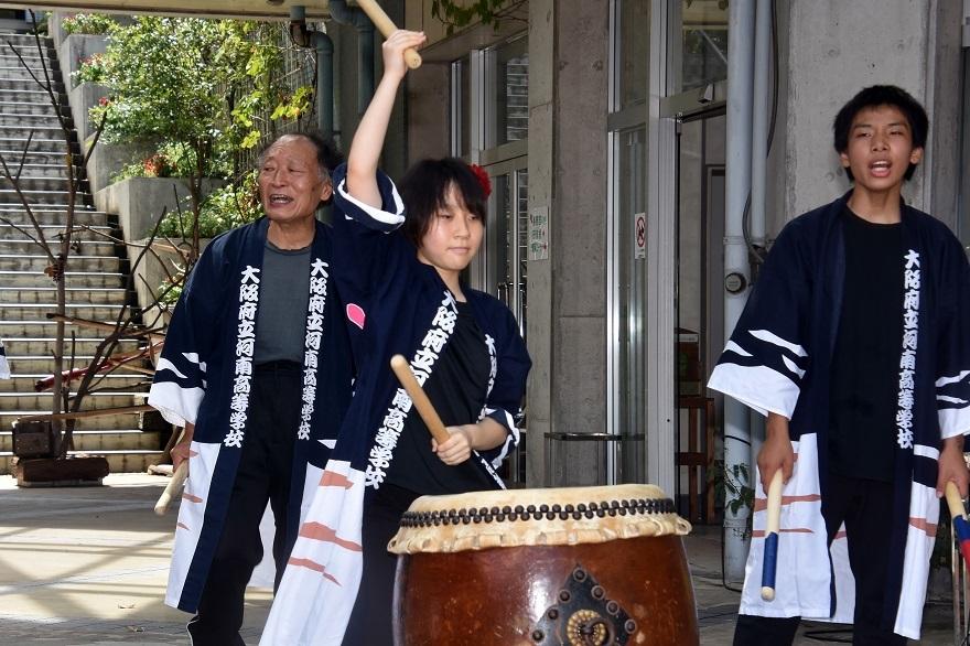 花の文化園、秋のコンサート・太鼓#3 (21)