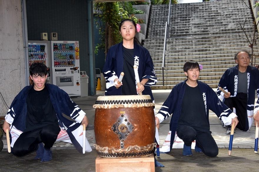 花の文化園、秋のコンサート・太鼓#3 (20)