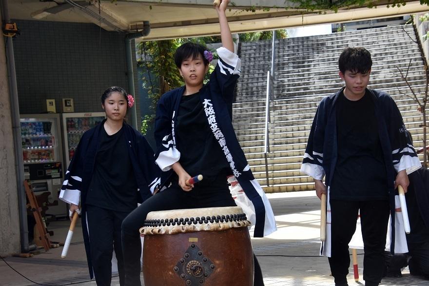 花の文化園、秋のコンサート・太鼓#3 (24)