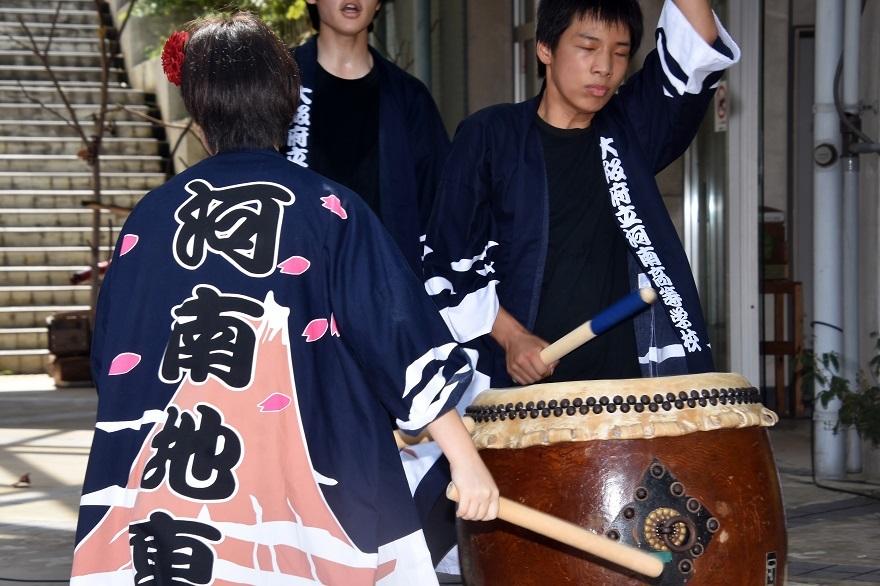 花の文化園、秋のコンサート・太鼓#3 (26)