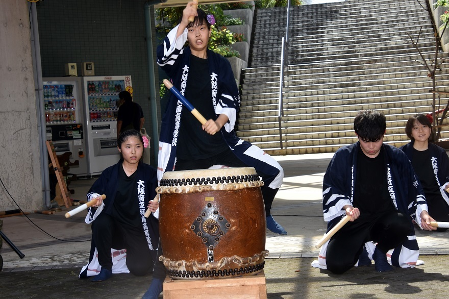 花の文化園、秋のコンサート・太鼓#3 (27)