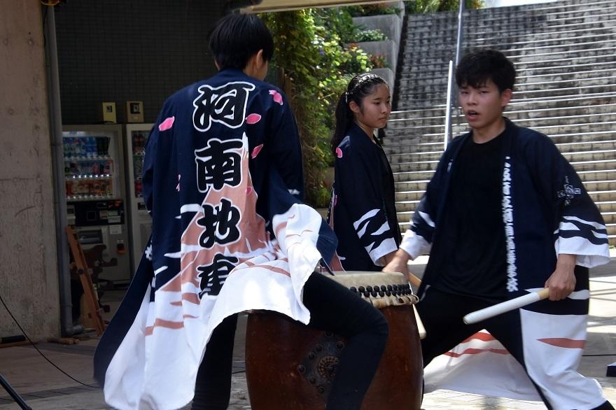 花の文化園、秋のコンサート・太鼓#3 (28)