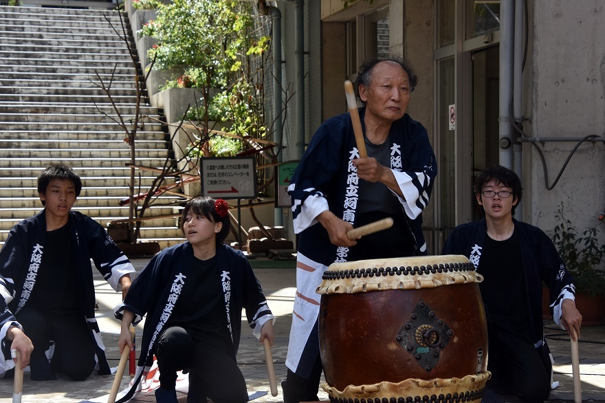 花の文化園、秋のコンサート・太鼓#3 (30)