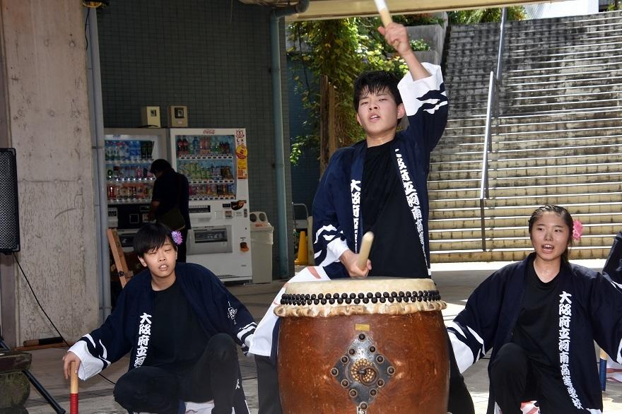 花の文化園、秋のコンサート・太鼓#3 (31)