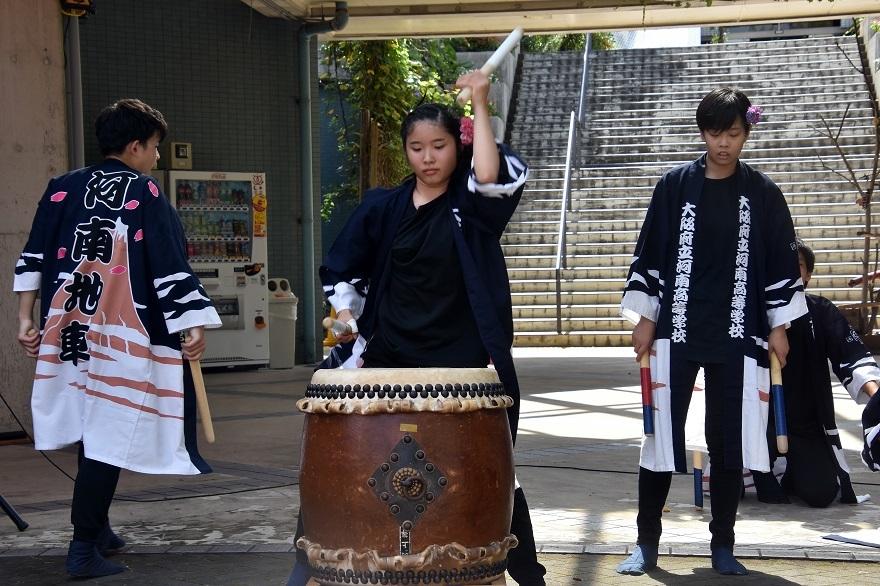 花の文化園、秋のコンサート・太鼓#3 (32)