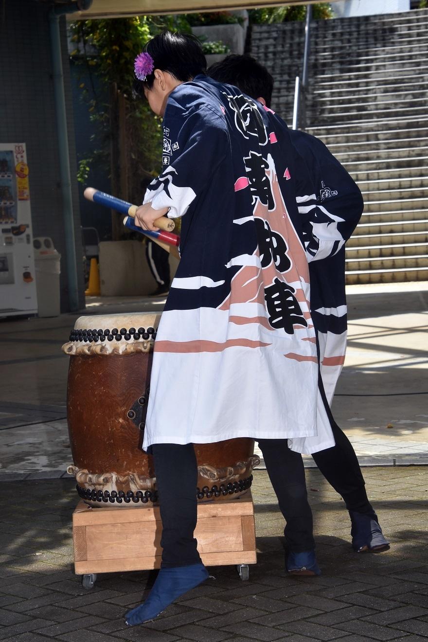 花の文化園、秋のコンサート・太鼓#3 (34)
