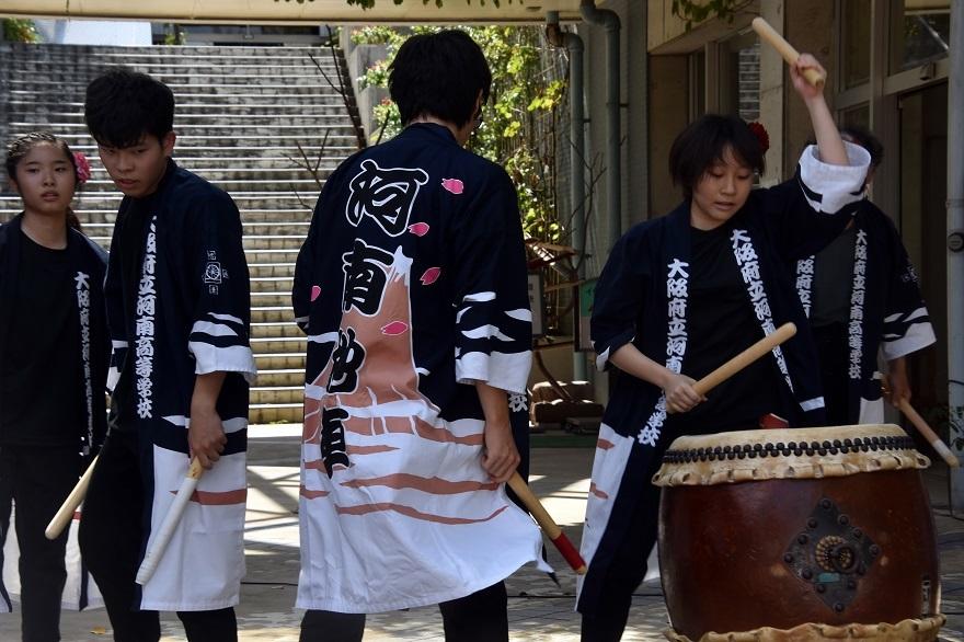 花の文化園、秋のコンサート・太鼓#3 (37)