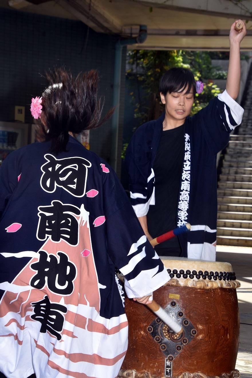 花の文化園、秋のコンサート・太鼓#3 (36)