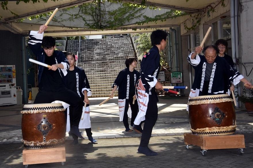 花の文化園、秋のコンサート・太鼓#3 (38)