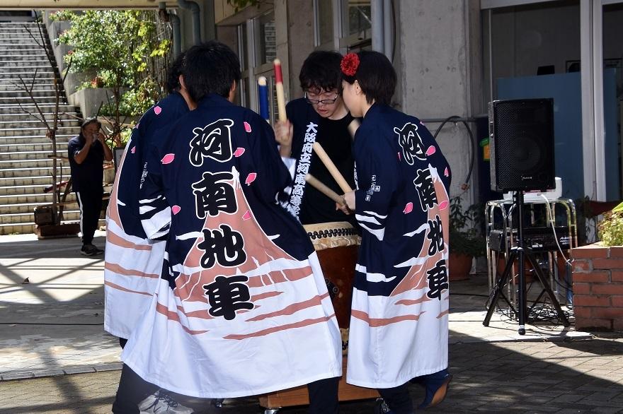 花の文化園、秋のコンサート・太鼓#3 (40)
