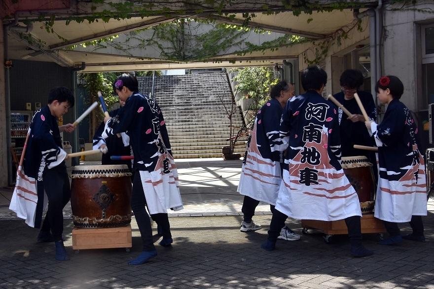 花の文化園、秋のコンサート・太鼓#3 (39)