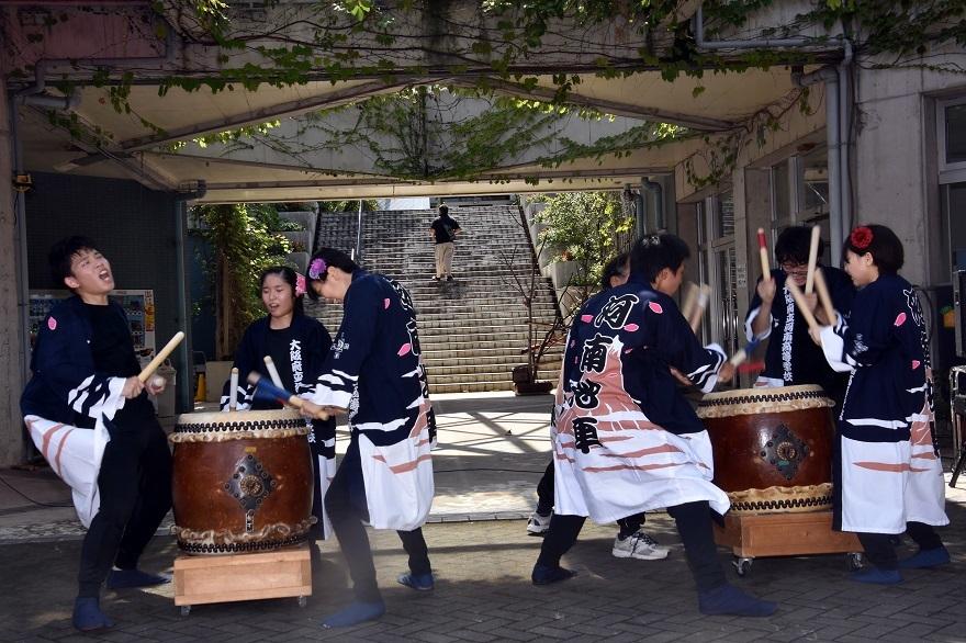 花の文化園、秋のコンサート・太鼓#3 (42)