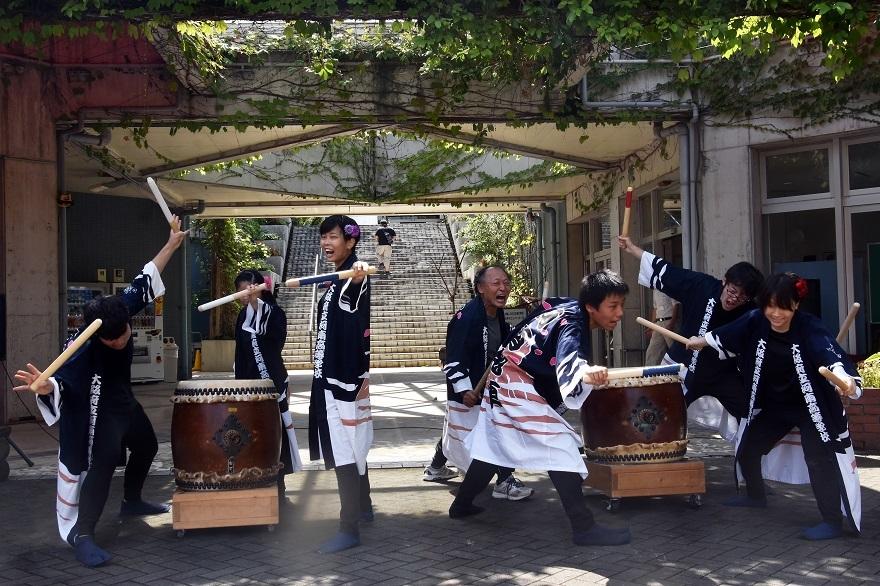 花の文化園、秋のコンサート・太鼓#3 (43)