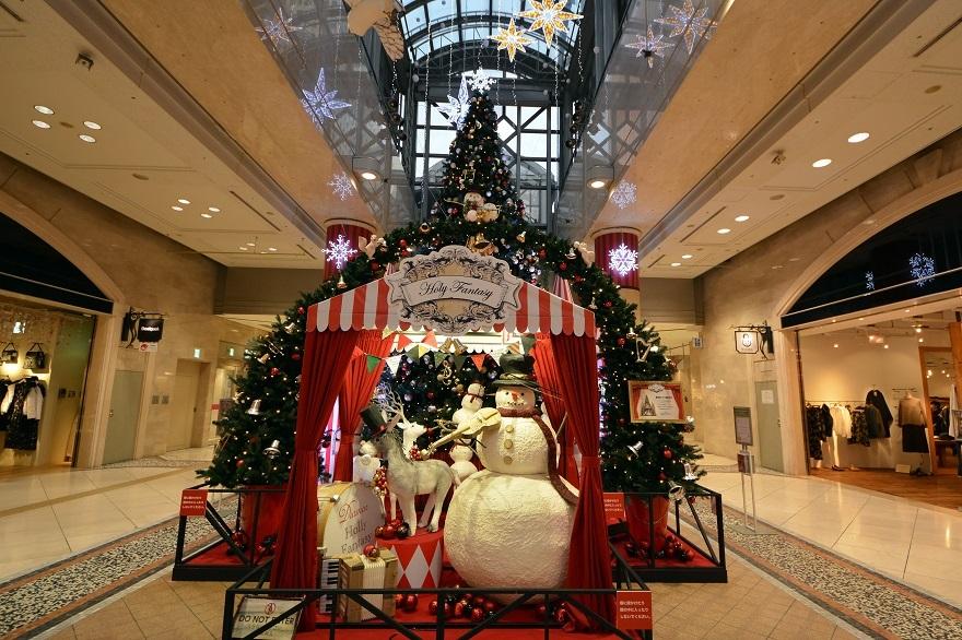 デイアモール・クリスマス・イルミ 2020 (0)