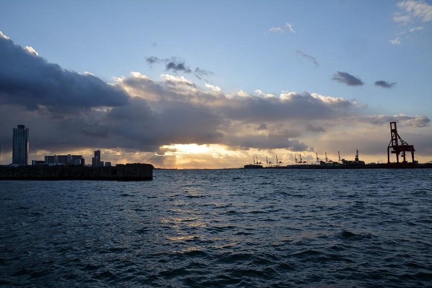 サンセットの夕日2021 (0)