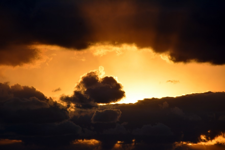 サンセットの夕日2021 (13)