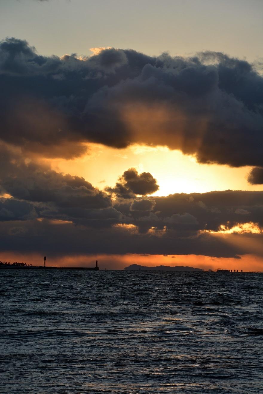 サンセットの夕日2021 (14)