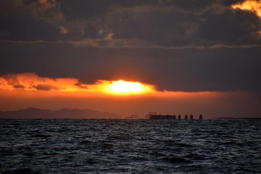 サンセットの夕日2021 (18)