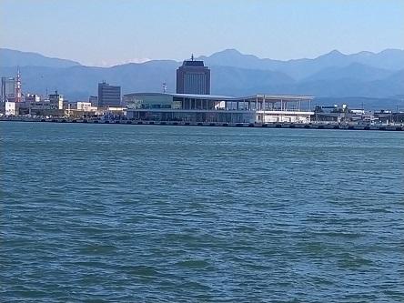金沢港&大野