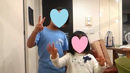 Yくん&チビMちゃん